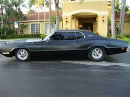 4 Door Muscle Cars - 1971 ford thunderbird 2 door fastback rod muscle car rat rod