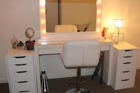 Tabletop Vanity Mirror With Lights Mirror Lighted Vanity Mirror Table Stunning Decor With Makeup