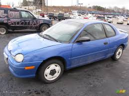 1996 brilliant blue dodge neon coupe 44805546 gtcarlot com