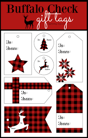 Printable Halloween Stationary Buffalo Check Plaid Free Printables Capturing Joy With Kristen Duke