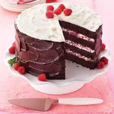 Chocolate Raspberry Recipes Chocolate Raspberry Torte Recipe Land O U0027lakes