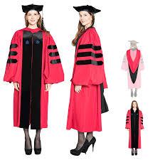 doctoral gown harvard phd gown cap regalia set