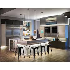 modern kitchen pendants lighting modern kitchen design with small brushed nickel pendant