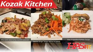 kozak kitchen ep 1 family meals made easy healthy recipes