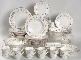 special offer on select dinnerware sets at replacements ltd