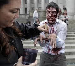 spirit halloween spokane zombies topical coverage at the spokesman review
