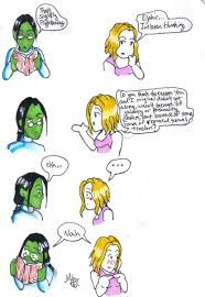 Wicked The Musical Memes - glinda s off thought by magnam13 on deviantart