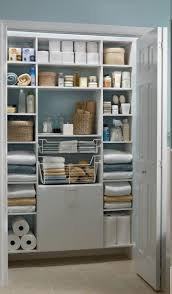 Linen Closet How To Choose The Most Appropriate Linen Closets Telezy Com