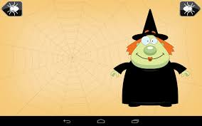 friendly halloween background kids halloween shape puzzles android apps on google play