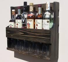 wall shelves design modern wall shelves for liquor bottles wooden