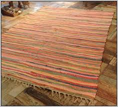 Washable Runner Rugs Washable Cotton Runner Rugs Rug Designs