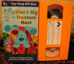blue u0027s clues vhs youtube on popscreen