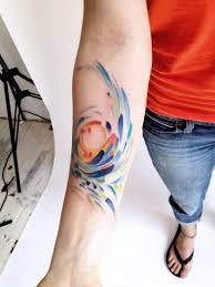 van gogh inspired tattoo by amanda wachob i love these tattoos