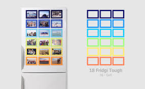 news info fridgi usa magnetic frames photo walls