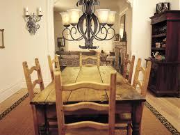 Rustic Modern Dining Room Living Room Amazing Dining Room Table With Bench Dining Room