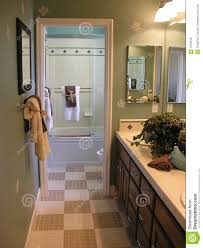 fancy bathroom stock photo image 1079570
