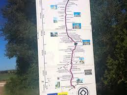 Camino De Santiago Map Route Map Camino De Santiago Youtube