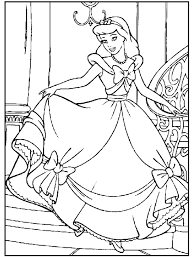 cinderella coloring pages 28 images disney cinderella coloring