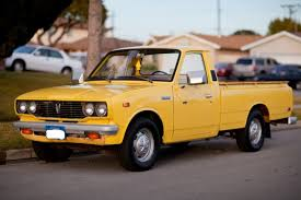 1978 toyota truck daily turismo 5k 1978 toyota hilux low mile mustard hauler