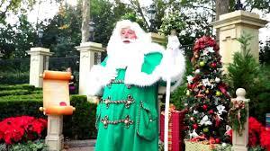 father christmas uk pavilion holidays around the world epcot 2013