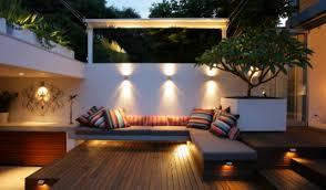 Contemporary Outdoor Lighting Harmonious Contemporary Outdoor Lighting Ideas