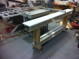 laguna router table extension laguna professional sliding table sliding table saw pinterest