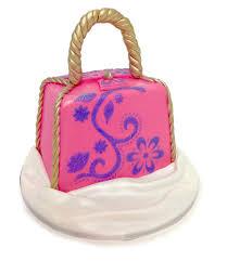 cake purse purse cake pink cake box