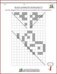 25 best symmetry worksheets images on pinterest symmetry