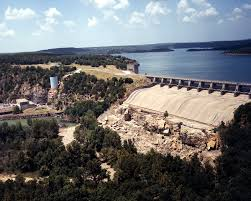 Party Cove Lake Of The Ozarks Map Tenkiller Ferry Lake Wikipedia