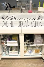 the kitchen sink cabinet organization kitchen sink cabinet organization pins and procrastination