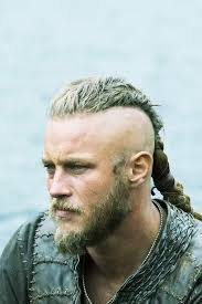 viking warrior hair ragnar lothbrok s hairstyle from vikings