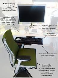 Ergonomic Computer Desk Setup Popular Of How To Set Up An Ergonomically Correct Workstation