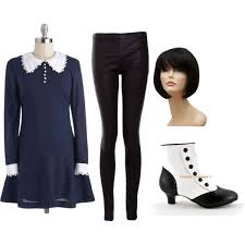 Halloween Costume Wednesday Addams 294 Addams Family Musical Images Musicals