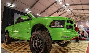 Dodge Viper Lime Green - kent kroeker introduces the minotaur to the masses kore off road