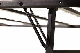 Bed Frame Support Highrise Steel Folding Bed Frame Mattress Depot Usa