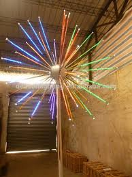 china wholesale led fireworks light wedding stage