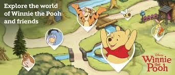 winnie pooh official disney uk