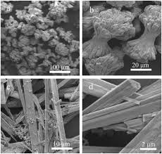 nano and micro sized rare earth carbonates and their use as
