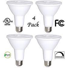 philips led indoor outdoor flood bulb 4 pack 90 watt equivalent