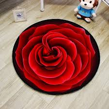 Round Rugs Modern by Compare Prices On Round Flower Rug Online Shopping Buy Low Price