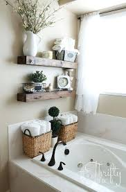 Ideas To Decorate A Bathroom Ideas For Decorating Home Floating Shelves And Bathroom Update