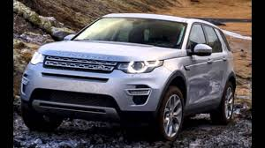 silver range rover sport 2017 2016 land rover discovery sport indus silver youtube