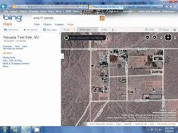 Birds Eye View Maps Area 51 Bing Maps Bird U0027s Eye View Youtube