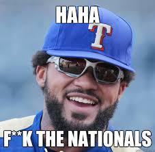 Prince Fielder Memes - prince fielder hates the nationals memes quickmeme