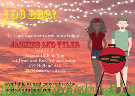 Couples Wedding Shower Invitations Tropical Garden And Bbq Bridal Shower Invitations New Selections