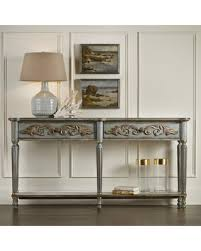 hooker sofa tables spring into this deal 30 off hooker furniture gilded console table
