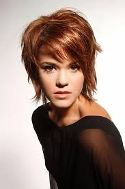 hairstyles for thin fine hair for 2015 short to medium brown hairstyles with side bangs and layers for