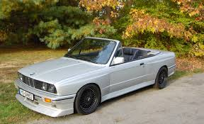 bmw e30 325i convertible for sale 1990 e30 cabrio with m3 german cars for sale
