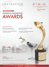 Annual Dinner Invitation Card Wording Invitation Businessday Annual Banking Awards U2022 Connect Nigeria
