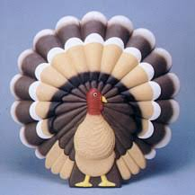 Thanksgiving Outdoor Decorations Lighted Thanksgiving Turkey Decoration By Union Products Inc Illuminated